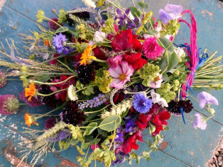 august flower bouquet - Google Search
