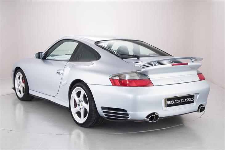 Used 2003 Porsche 911 Turbo 996 Turbo For Sale In London From Hexagon Classics Porsche 911 996 Porsche 911 996 Turbo