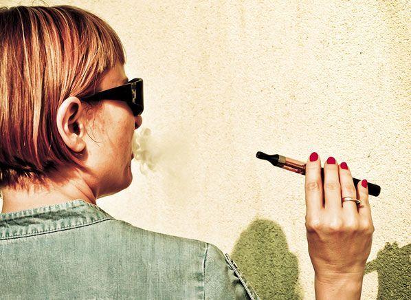 E-cigarette Rules On The Back Burner