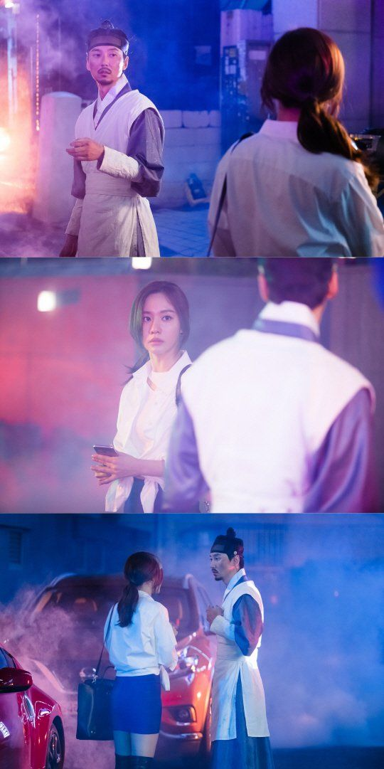 """Live Up to Your Name"" Kim Nam-gil and Kim Ah-joong"