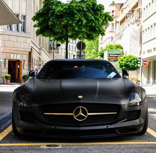 Marcedes Benz SLS AMG