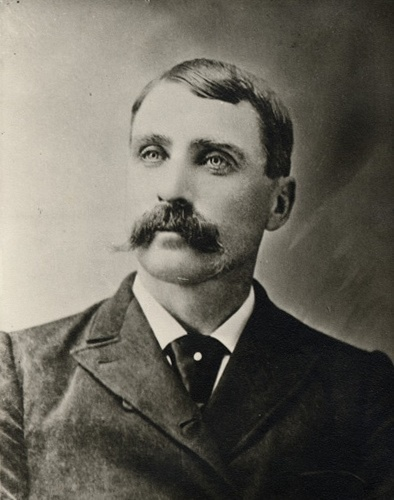 Chalkey McArtor Beeson born April 24, 1848. He was a well known businessman, lawman, cattleman, saloon owner, manager and keeper of the Old West. He was best known for being one of the owners of the famous Long Branch Saloon in Dodge City, Kansas.
