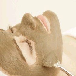 Skin Care With Clay Mask. Not all clay masks are the same. Some even have added chemicals that can cause you to breakout and only a small amount of the real active ingredient the clay!  For half of what you would pay for a single mask at a spa you can have 10 to 20 more if you just buy what they use, TerraSilk IONIC minerals that detox and heal. Use just on face or whole body mask. Let dry, gentle rub off what you can then shower, moisturize. On Amazon.