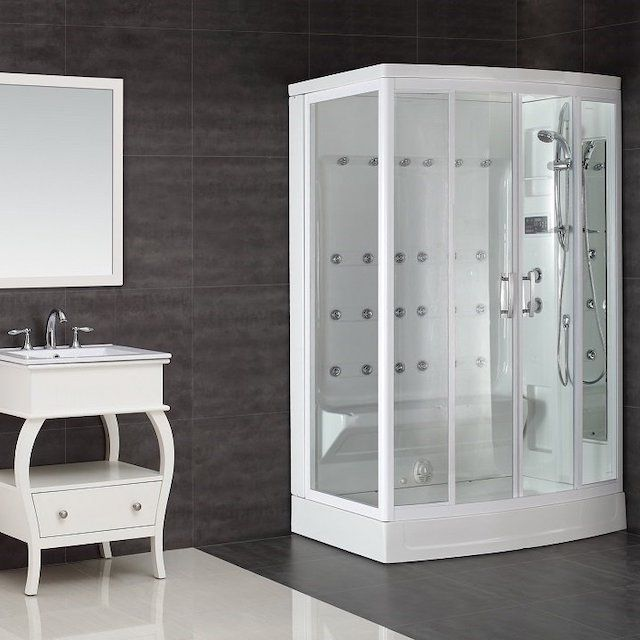 Best Steam Shower Units In 2020 Enclosures Steam Shower Units