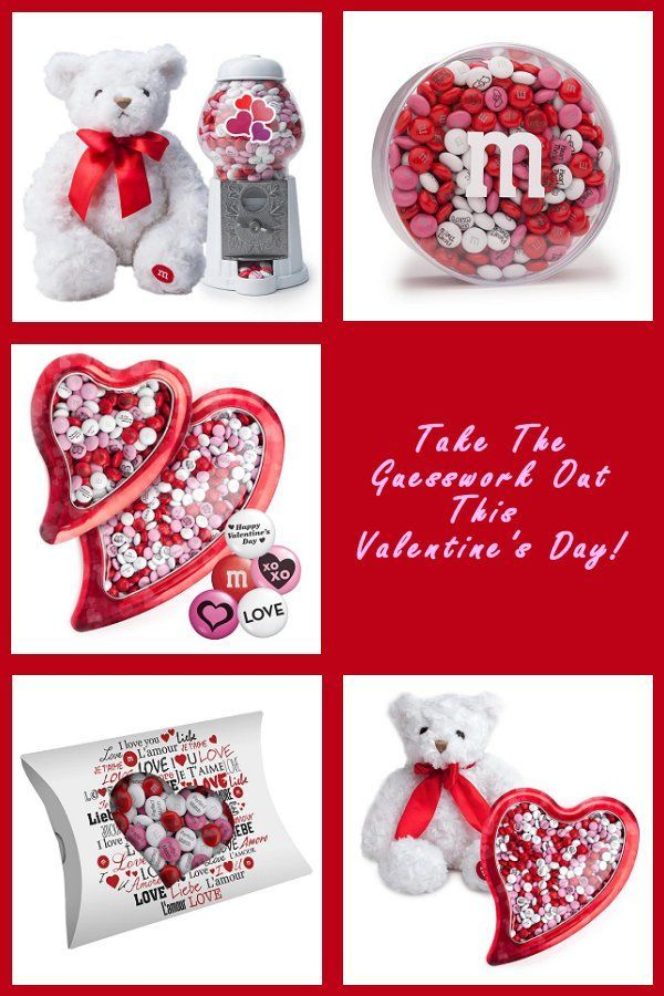 Don't know what to get your loved one on Valentine's day? Nothing says LOVE YOU like custom M&M'S®️️️ - Personalize your own candy with pictures, clip art and messages for that special someone.