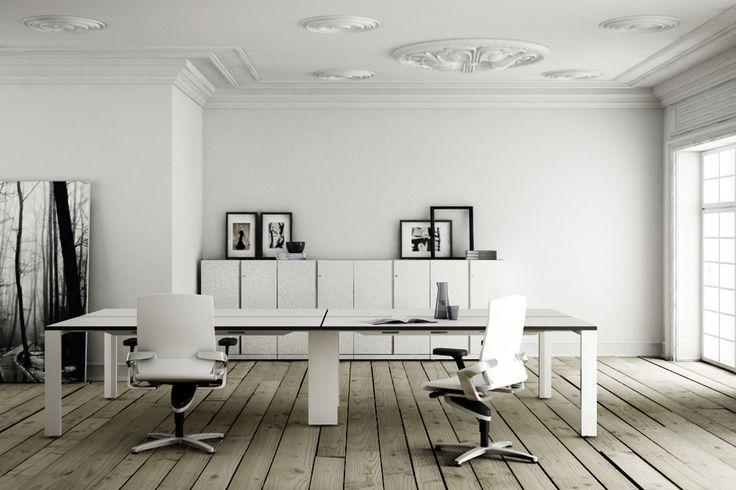 Colección operativa para espacios de trabajo UM . Diseñada por Aitor G. de Vicuña y fabricada por la empresa FAMO.