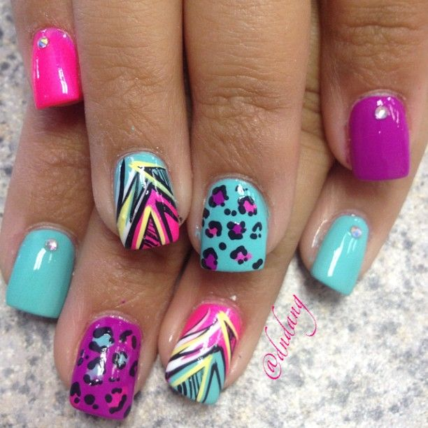 Instagram photo by dndang #nail #nails #nailart