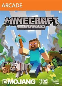 Imagine it, build it with the new Minecraft: Xbox 360 Edition (E10).