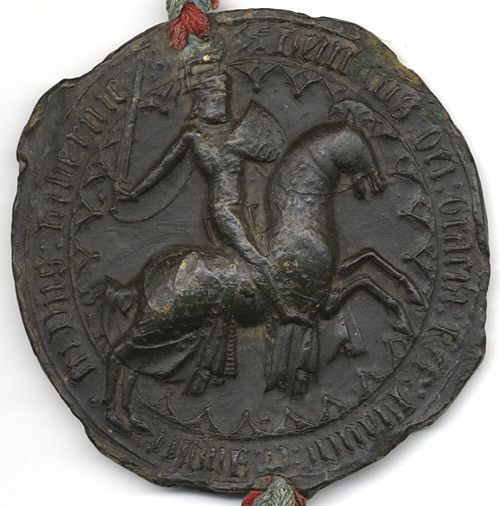 ENGLAND  WAX SEALS OF THE KINGS | Seals: stamps of authority | King's College, Cambridge