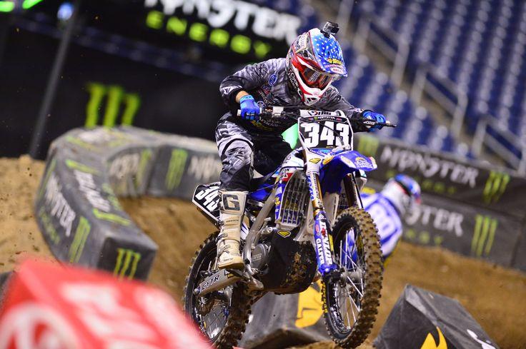 Post Race Update - 03/21/2015 - Detroit, MI - Supercross | Cycletrader.com
