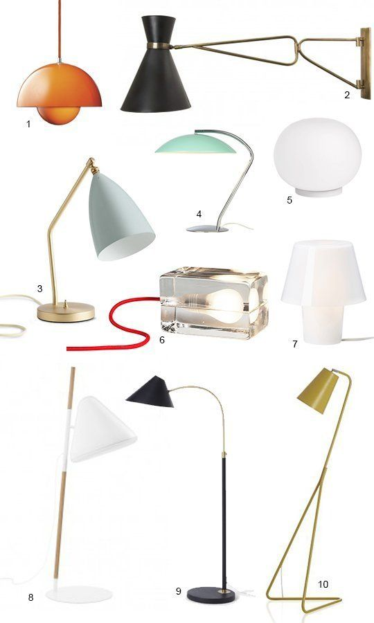 Scandinavian Inspired Lighting to Brighten These Dark Nights