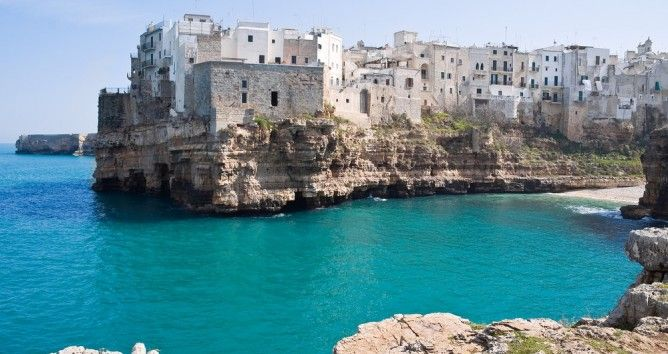 Another white city of Puglia!