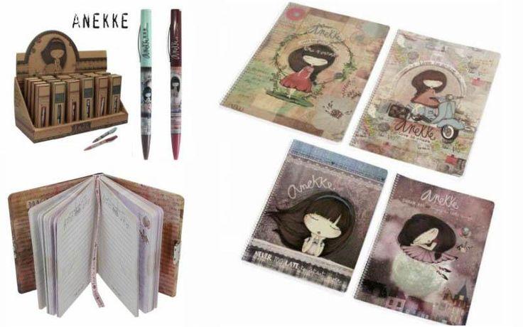 Η νέα συλλογή Anekke για κορίτσια στο Βιβλιοπωλείο ΗΛΙΟΤΡΟΠΙΟ (φωτογραφίες)