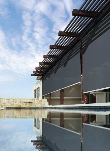 Cable Awnings - Great for increased air flow and perfect for coastal applications.