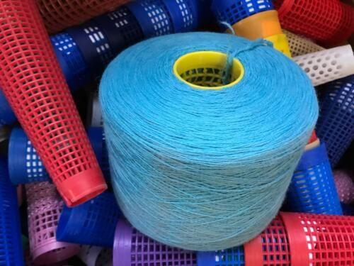 500 Gram Cone Royal Blue.90/% Wool 10/% Nylon 3//9Nm Knit,weave,craft 3-4ply.