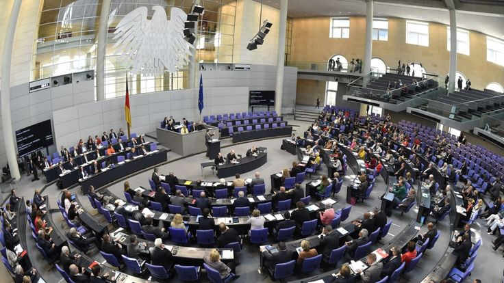 Latest polls show there are four minor parties who could win seats in the German Bundestag at the country's federal election on 24 September.  Die Linke (The Left), Alternative für Deutschland (AfD), The Greens and Free Democratic Party (FDP) will all be scrapping for seats behind the... - #AfD, #AntiIslam, #News, #Seats, #Win