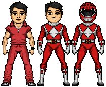 Power Rangers - Mighty Morphin - Jason Lee Scott by Mentor6pclear.deviantart.com on @DeviantArt