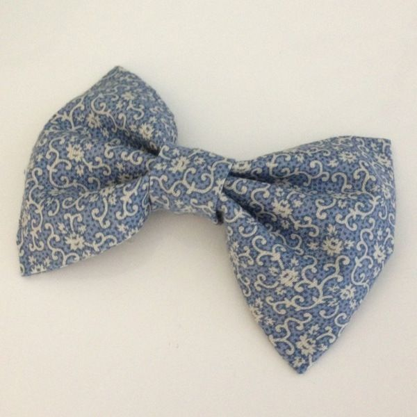 how to make a bow from fabric!