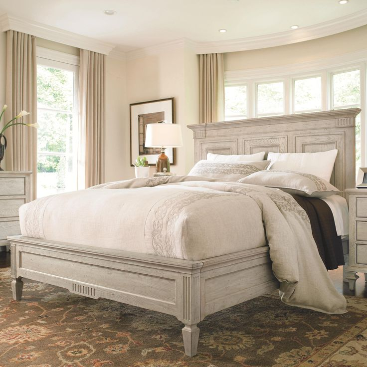 alfresco king alfresco panel bed by pennsylvania house ahfa headboard footboard dealer. Black Bedroom Furniture Sets. Home Design Ideas