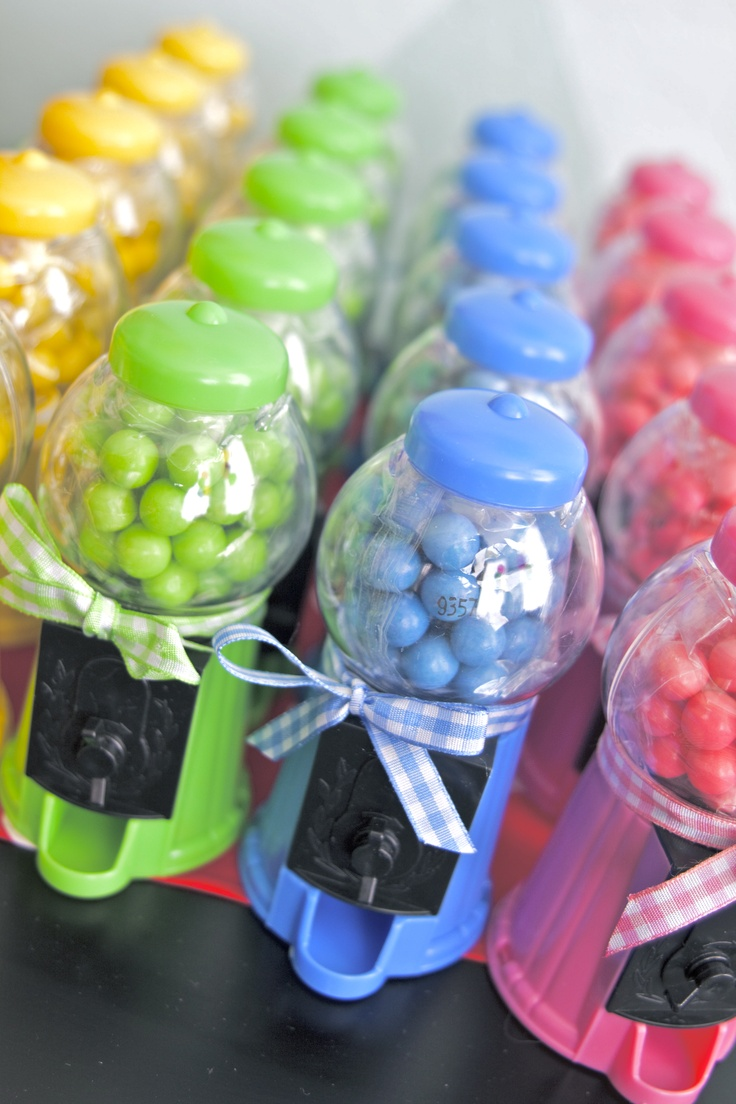 great idea for party favors! from the dollar store