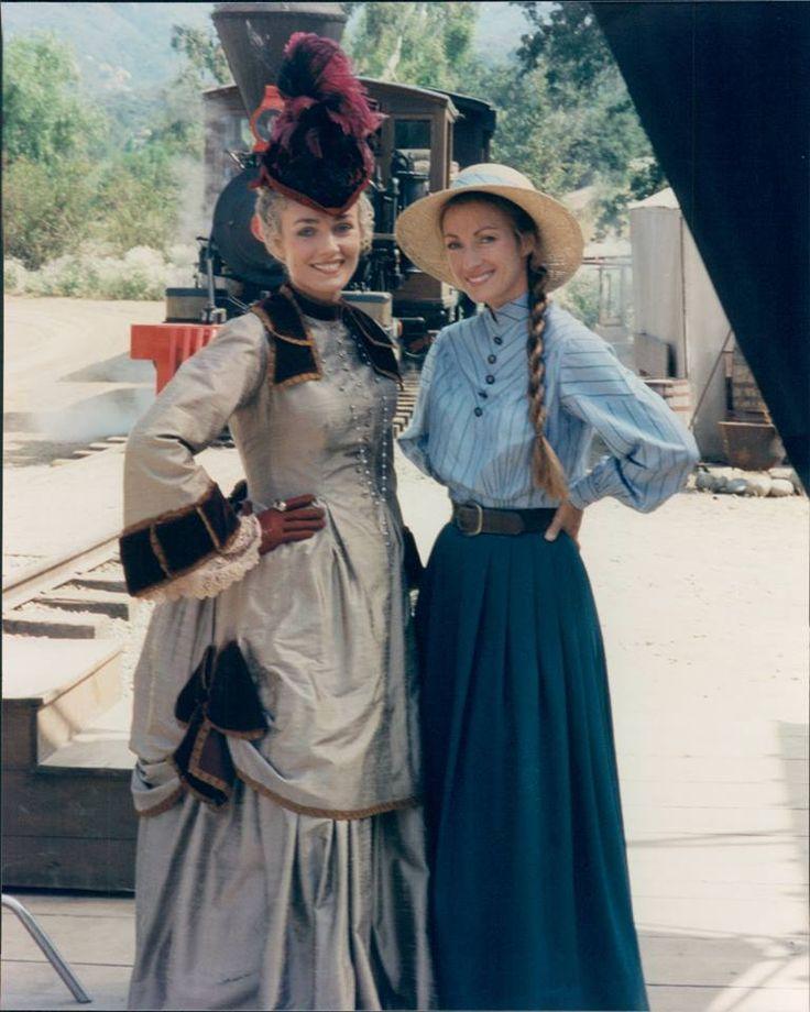 Medicine Woman Tarot By Carol Bridges: Dr. Quinn (Jane Seymour) And Natalya Andreychenko