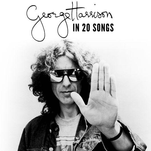 #georgeharrison www.beatlesmagazineuk.com BEATLES  MAGAZINE: GEORGE HARRISON IN 20 SONGS