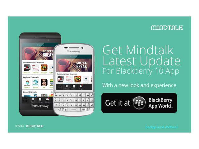 MindTalks.... Fasilitas Baru nih dari Black Berry, Cocok buat kita-kita yang jualan online | http://www.dosenjualan.com/2014/07/MindLinkdanBlackBerryAssistantFiturBarudariyangBagusuntukJualanOnline.html