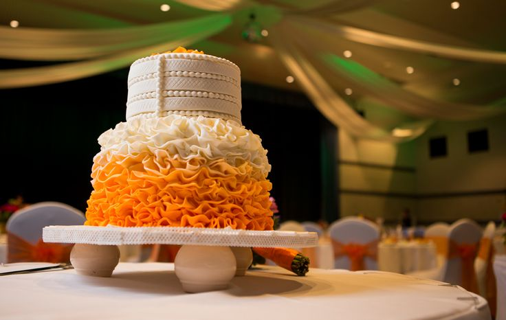 Yellow Cake Icing Curls  Salt Studios| Toowoomba Wedding and Commercial Photography