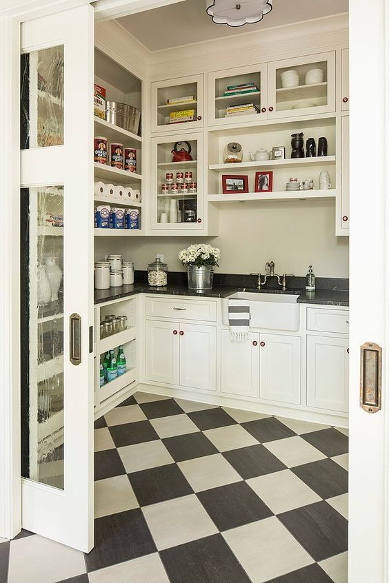 26 best O is for Organized images on Pinterest   Useful tips ... Kitchen Ideas Walk In Pantry R E A on