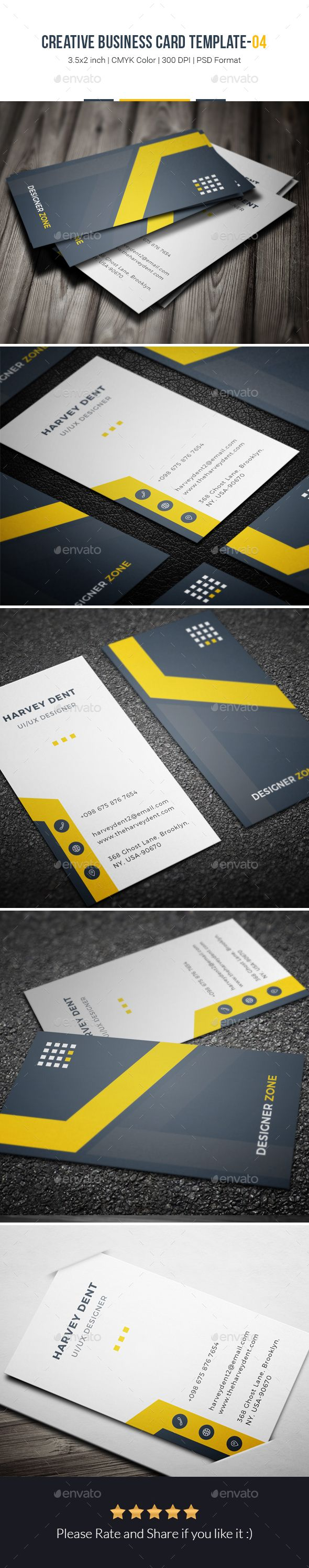10 best rackin cards images on pinterest card patterns flyer corporate business card template psd reheart Images