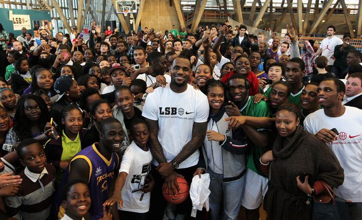 "LeBron James' SpringHill Entertainment and Morgan Spurlock's Warrior Poets are joining forces for a documentary series that will chronicle the launch of LeBron's ""I Promise"" public school for at-risk children in Akron, Ohio. The documentary will explore the challenges, triumphs, and impact of the LeBron James' Family Foundation's efforts to open the school, as well …"