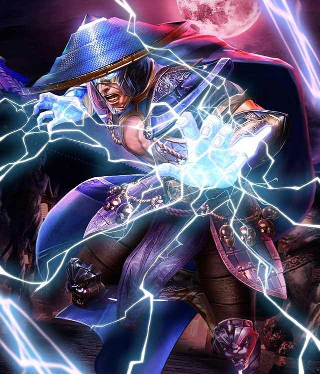 Injustice 2 Mobile Roster Raiden Mortal Kombat Mortal Kombat Characters Mortal Kombat Art