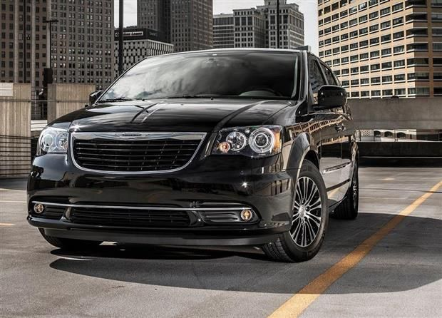 USA : Chrysler va lancer son premier monospace hybride en 2015