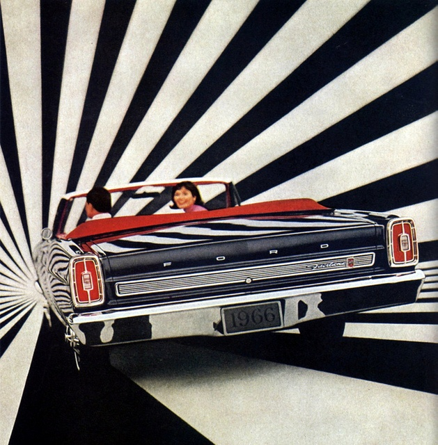 The Wizard of Ahhs - 1966 Fairlane Convertible