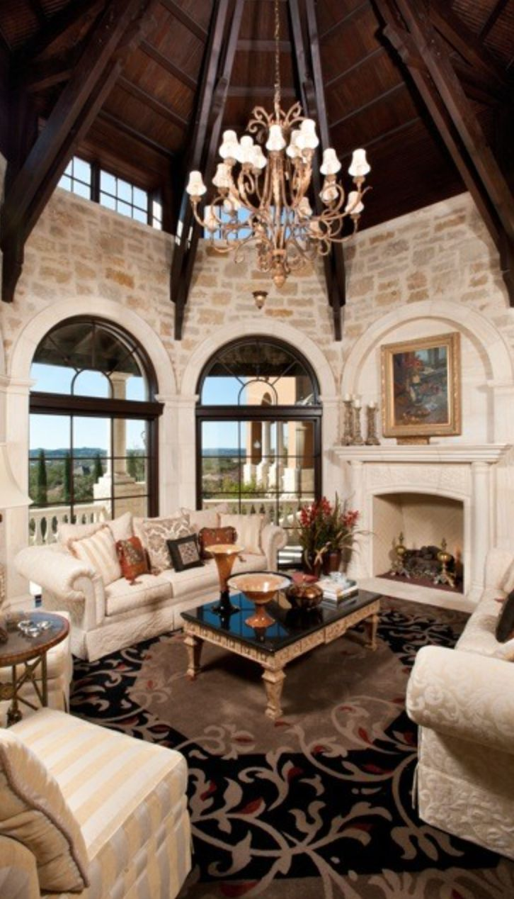 62 best images about old world mediterranean italian - Living room definition architecture ...