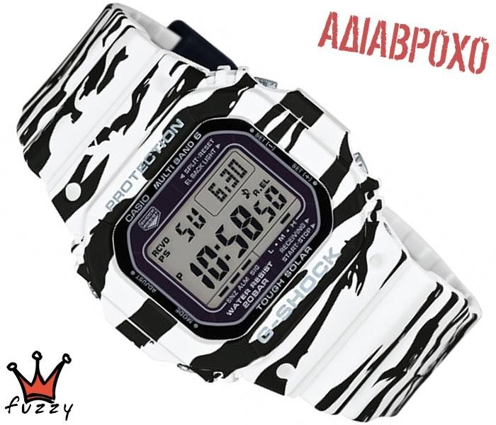 Ρολόι ανδρικό Casio G-SHOCK (GW-M5610BW-7ER)
