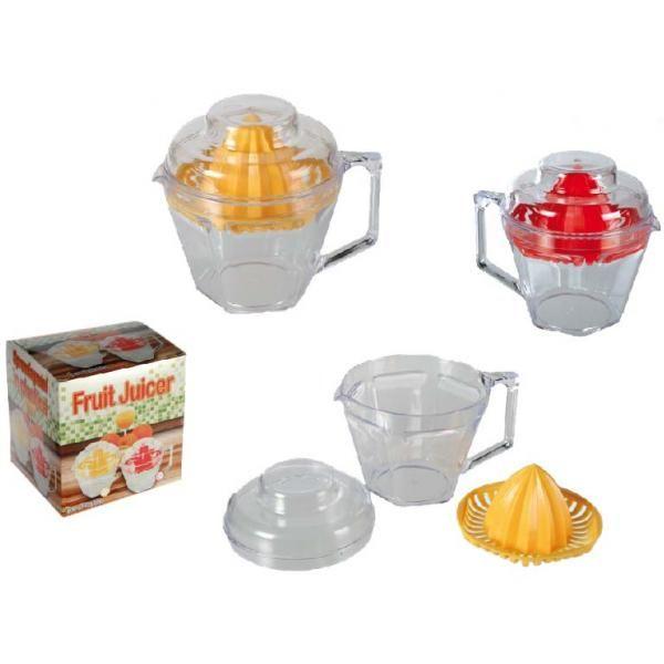 El Exprimidor de Frutas Transparente es un funcional exprimidor multiusos. Se convertirá en su principal utensilio de cocina. Prepare con el exprimidor jugos de naranja deliciosos o de cualquier otra fruta que le apetezca. Medidas: 10 x 12 cm.