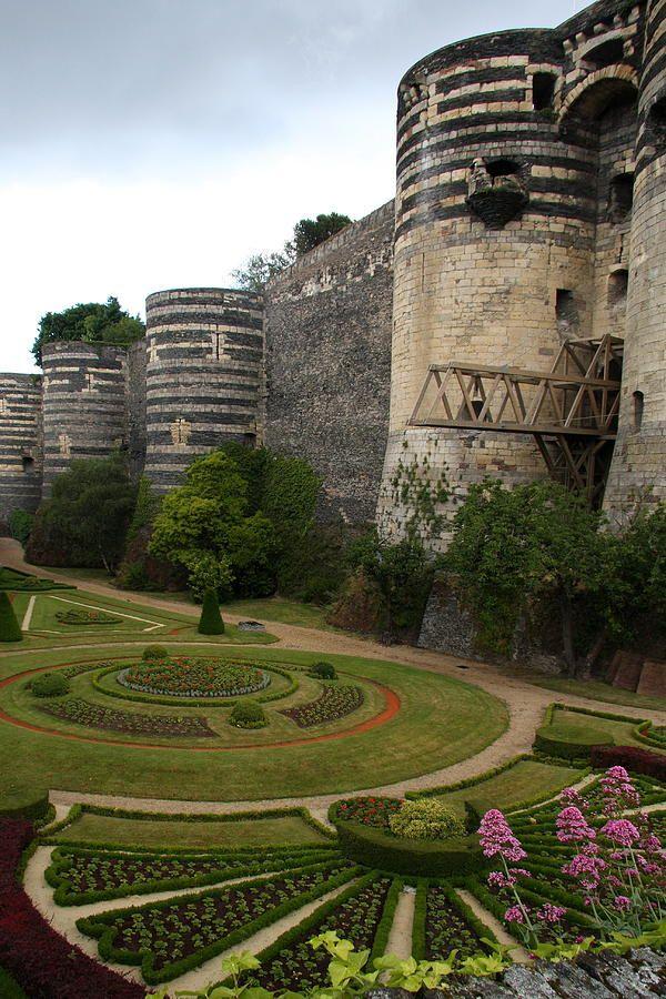 ✯ Château d'Angers dans le Maine et Loire , France