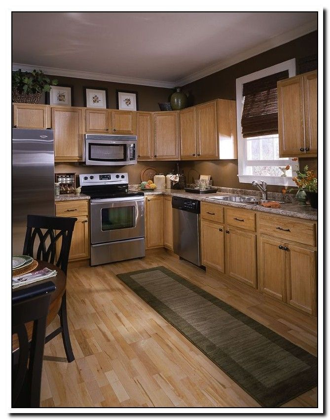 43 Reference Of Painted Light Brown Kitchen Cabinets In 2020 Brown Cabinets Paint For Kitchen Walls Brown Kitchens