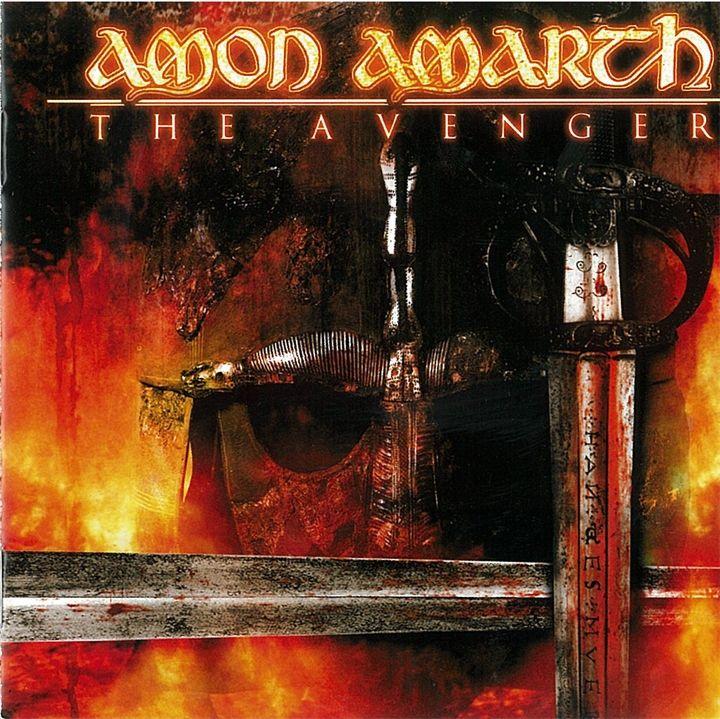 """Amon Amarth - The Avenger (1999) Еще одна удачная работа викинг-дэтстеров Amon Amarth. На мой взгляд, вообще самый лучший их альбом, лидирующий в тройке """"Once Sent..."""" – """"The Avenger&..."""