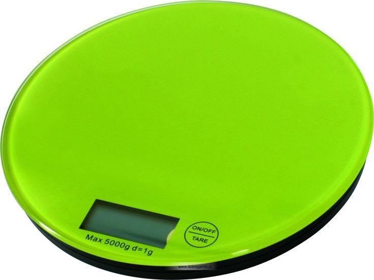 Nawet tak proste urządzenia jak waga kuchenna nie muszą być nudne :)