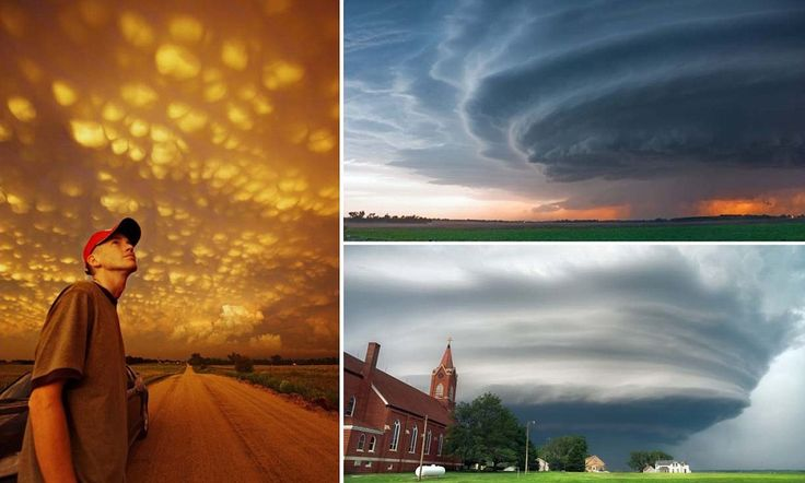 Man from Tornado Alley gives up his day job to become a storm chaser