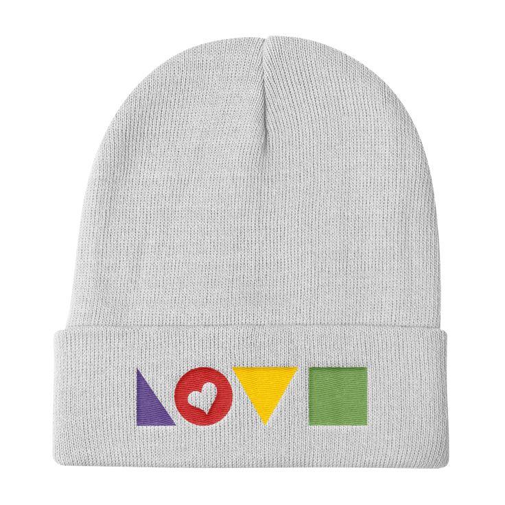 Love - Knit Beanie