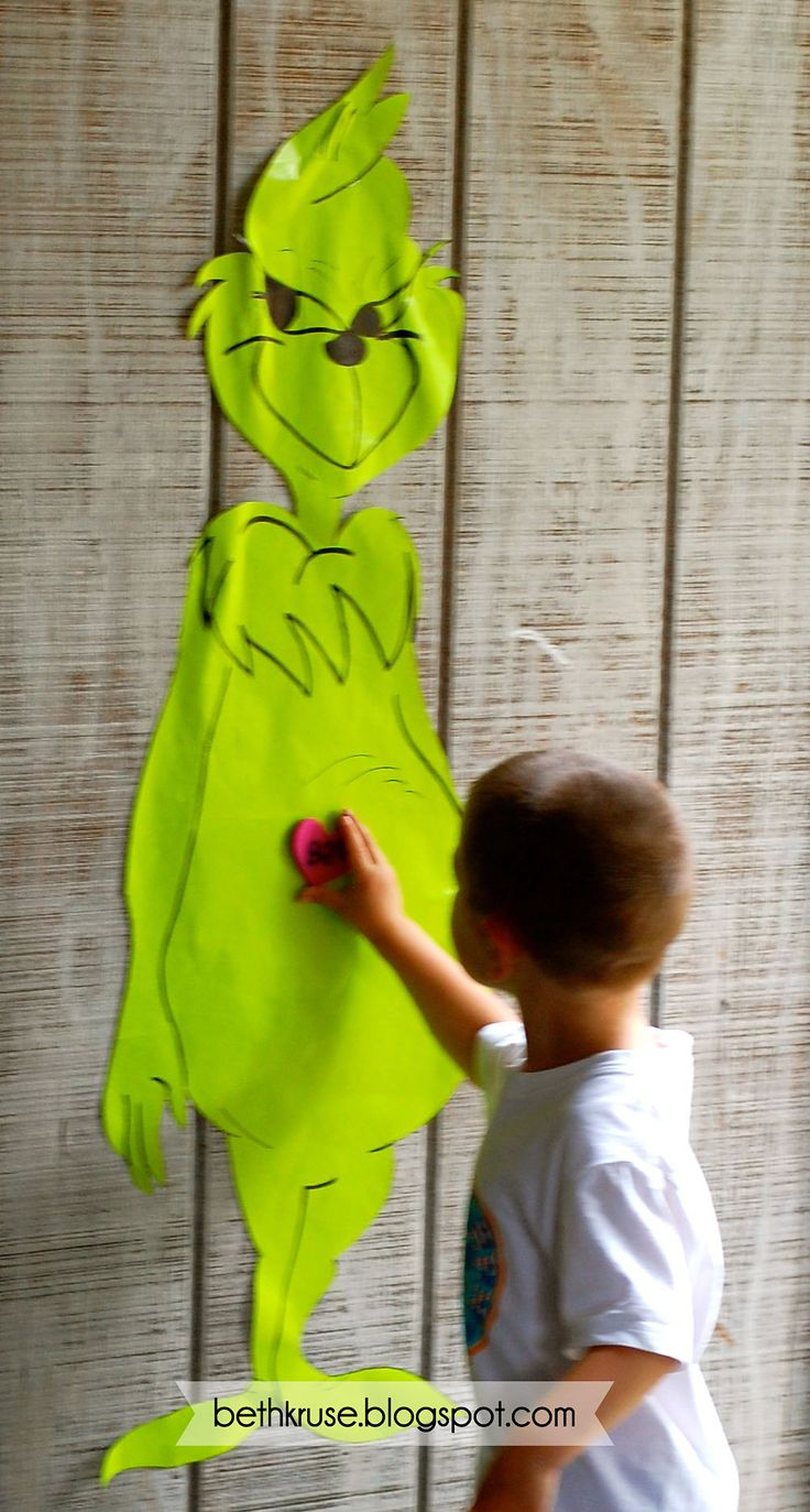The 25+ best Grinch party ideas on Pinterest