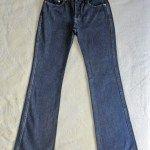 Calça flare cintura alta Dzarm  R$55,00  Tamanho: 36  Comprar em: http://armahelbrecho.com/index.php/categoria-produto/calcas/