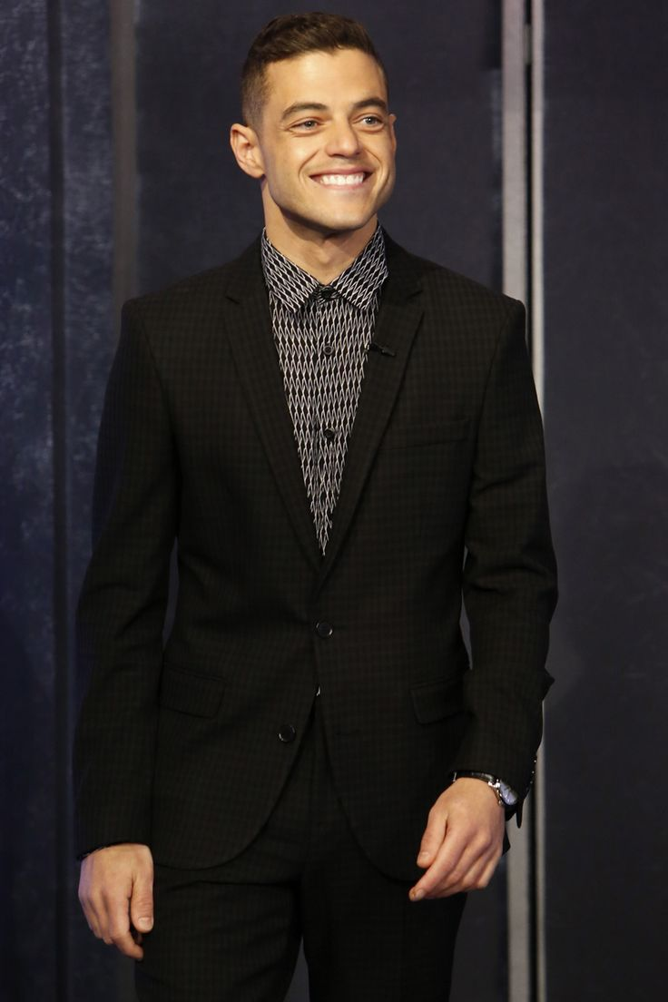 Rami Malek Age 34 You know him from: Mr. Robot, Need for Speed, and Night at the Museum   - ELLE.com