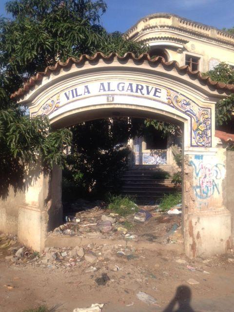 Vila Algarve, antigua sede de la PIDE en Maputo, donde la policía política portuguesa hizo estragos