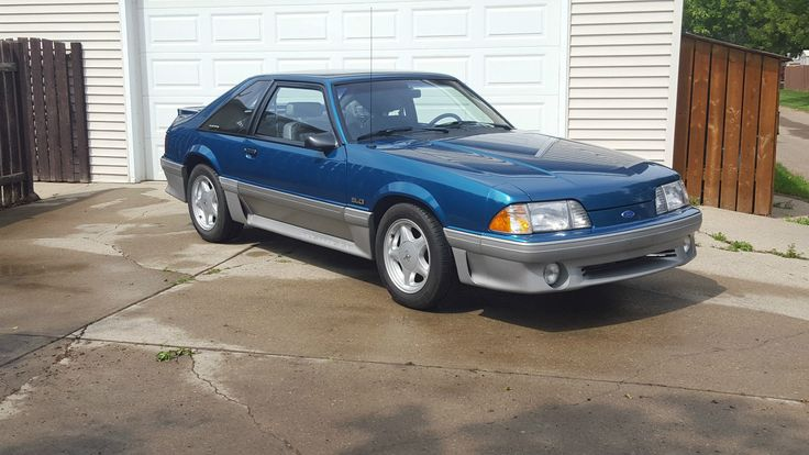 eBay: 1993 Ford Mustang GT 1993 Ford Mustang GT Time Capsule 1993 Ford Mustang GT 9165 Original Miles REAL #fordmustang #ford