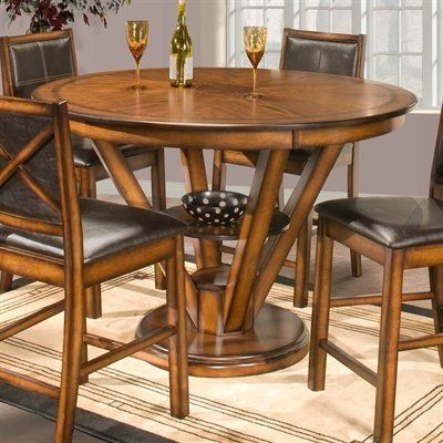 Apa By Whalen Rio Rancho Round Counter Height Dining Table By Apa By Whalen 394 00