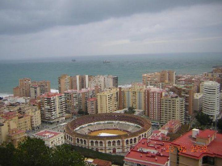 Málaga i Málaga, Andalucía
